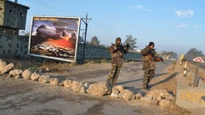 The Pathankot air force base extends over about 1,200 hectares